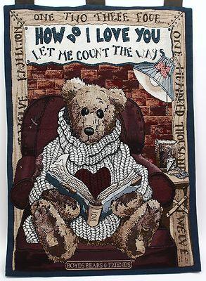 boyds valentine's day bear