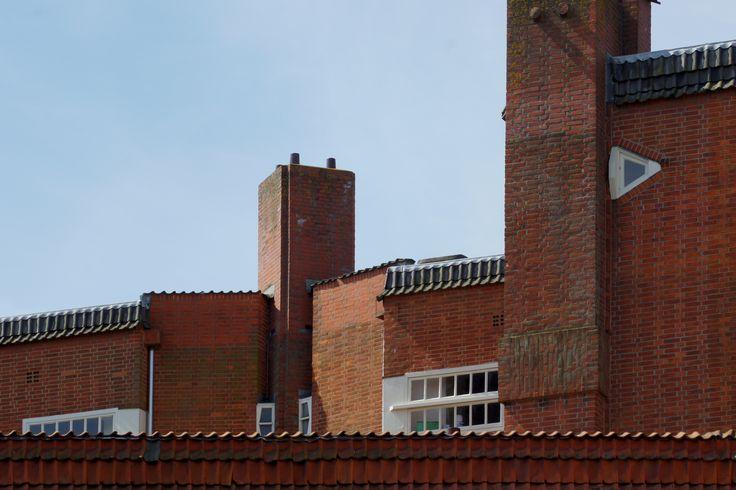 Amsterdamse school bouwstijl