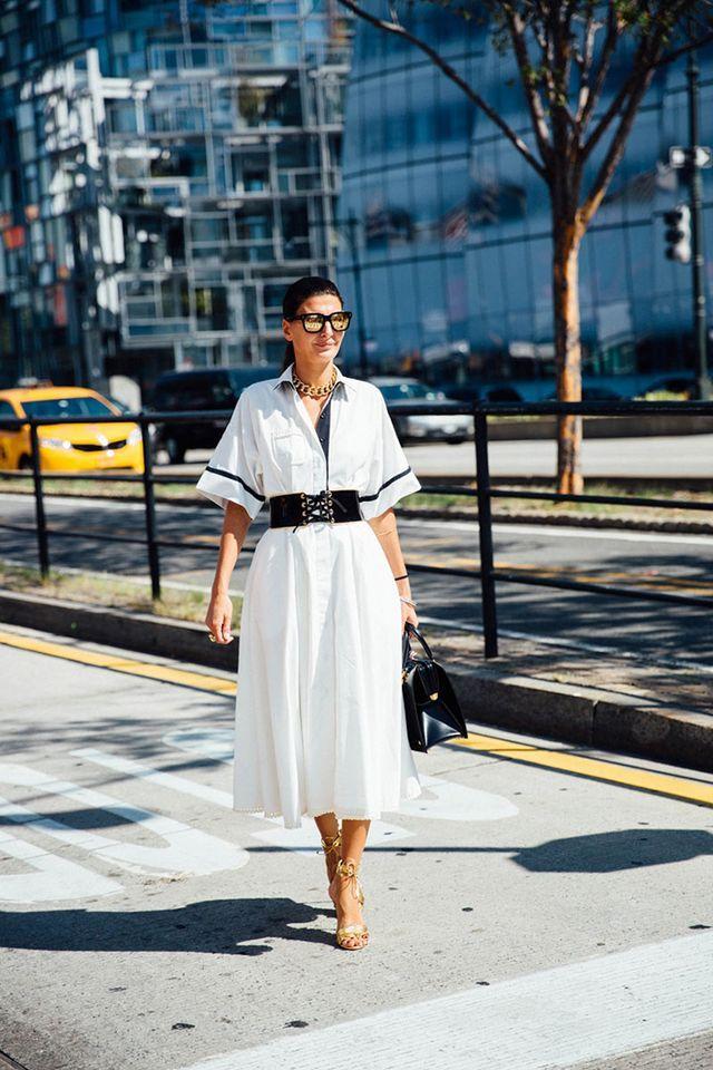 Street Style Fashion Week New York