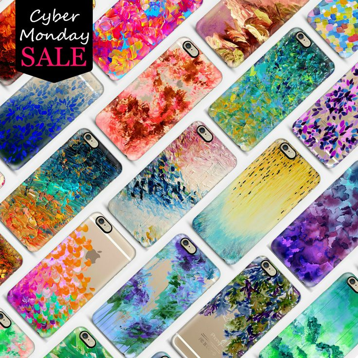 """OMG Cyber Monday in my Ebi Emporium shop on @casetify!! LOVE LOVE LOVE your phone this holiday season! It's SALE time! COUPON """"ILOVECM"""" up to 30% OFF & Free Shipping! Hurry, it ends Dec. 1st! SHOP NOW!! Link: http://www.casetify.com/ebiemporium/collection"""