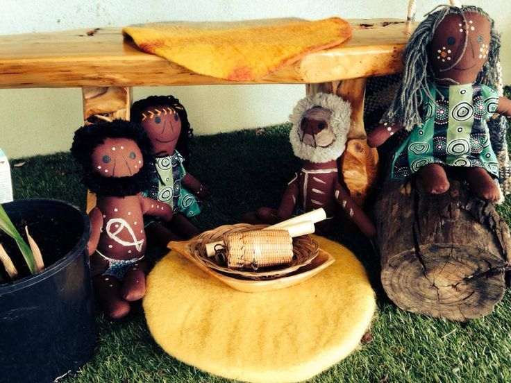 Traditional Indigenous Dolls
