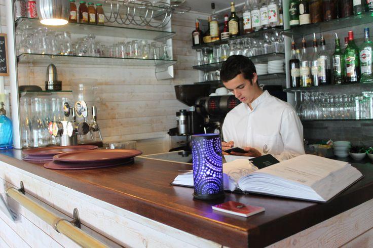 Côté bar !  #escapades #benodet #finistere #bretagne
