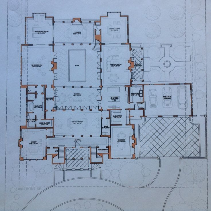 Old Westbury Gardens Plan: 2998 Best Images About Floor Plans On Pinterest