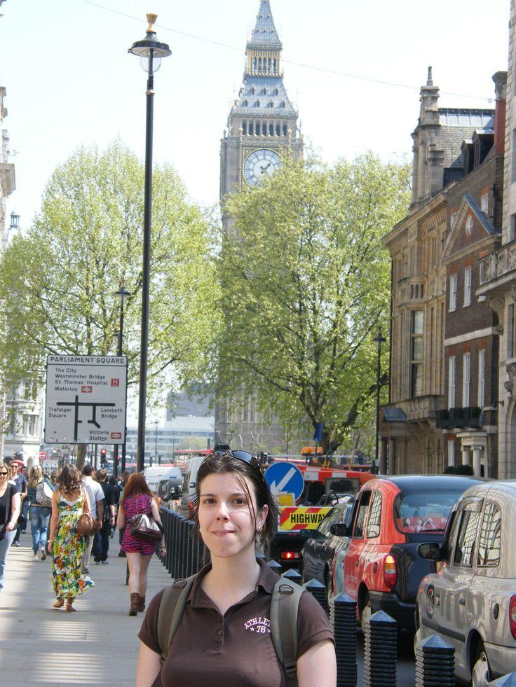 London - 2010. májusában az Iseum Tours szervezésében