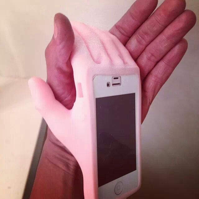 Weird but still need now you will always have your phone and finally say my phone is glued to my hand
