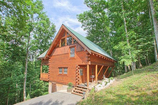 1000 images about cabins in gatlinburg on pinterest for Great american log homes