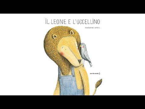 Il Leone e l'uccellino - YouTube