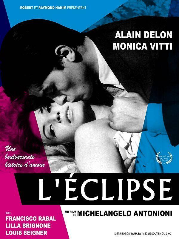 Affiche de L'éclipse - CinémaPassion