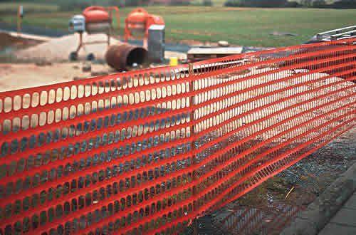 orange fence - Google Search