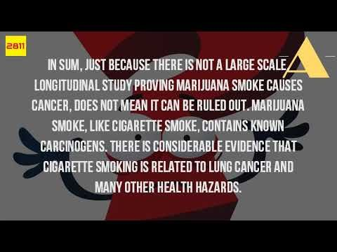 Do Joints Cause Cancer? - WATCH VIDEO HERE -> http://bestcancer.solutions/do-joints-cause-cancer    *** can cancer cause knee pain ***   Cannabis, cannabinoids and cancer the evidence so far. Research shows that smoking marijuana causes chronic bronchitis and 17 feb 2011 in sum, just because there is not a large scale, longitudinal study proving smoke cancer, does mean it can be ruled out....