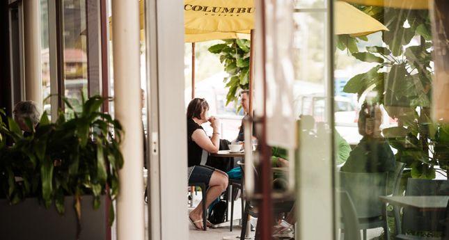 Columbus Cafe at the Hub Whakatane.