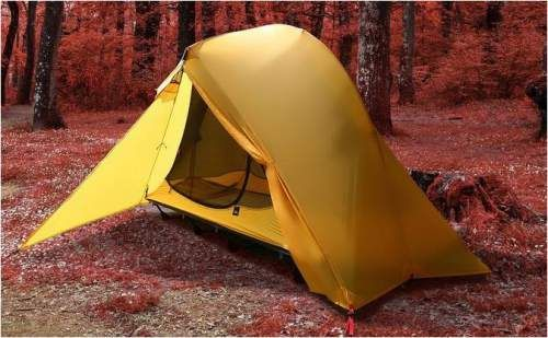 2017/2018 OUTAD Camping Tent Cot – Very Lightweight & Versatile  OUTAD Camping Tent Cot is an incredibly versatile portable sleeping system with tent and cot together. It can be used in several variants and for many outdoor activities. #TentCots, #Cots, #