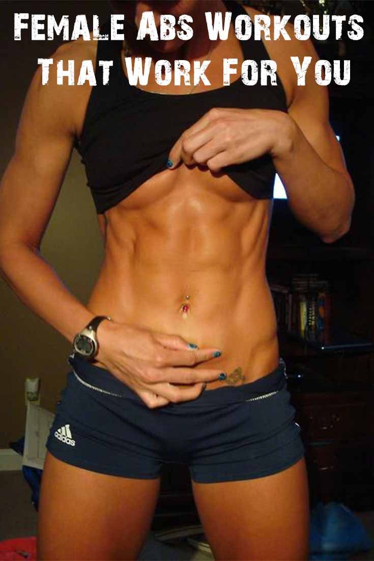 [Article and Tips] female abs workout that work for you #Abs #Workout #fitness #fatloss #inspiration