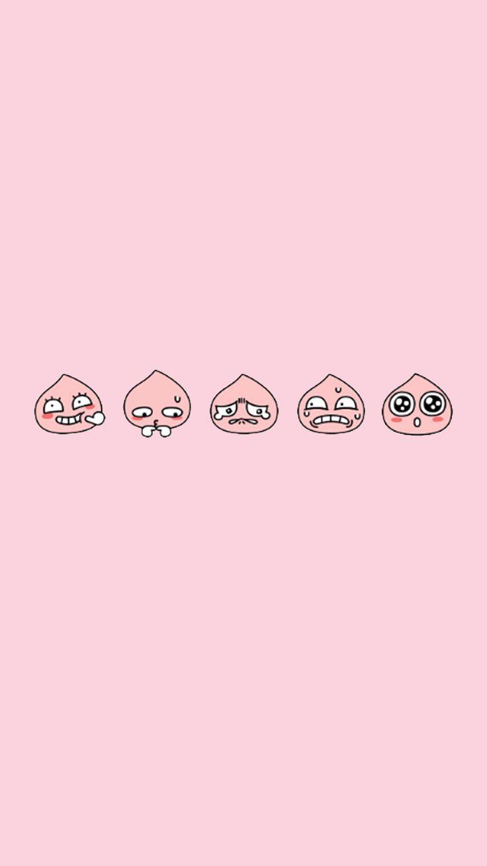 Bạn bè cacao hình nền điện thoại / Wallpaper cacao bạn bè / Kiểm soát sân Wallpaper / Solid Wallpaper / Wallpapers Ryan / Sailor Moon Wallpaper / ống Wallpaper: blog Naver