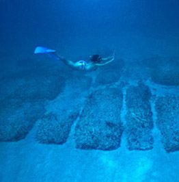 Scuba Diving along legendary road to Atlantis in South ...