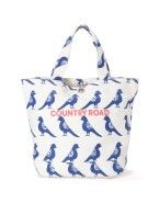 Bird Print Tote for Camilla