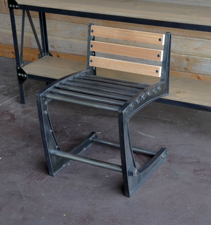 Zen chair by vintage industrial furniture in phoenix az for Furniture 85050