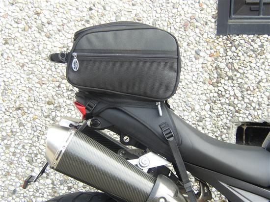 Seat Bag for Ducati Monster 696 - 796 - 1100 - > FAMSA Seat & Tail Bags