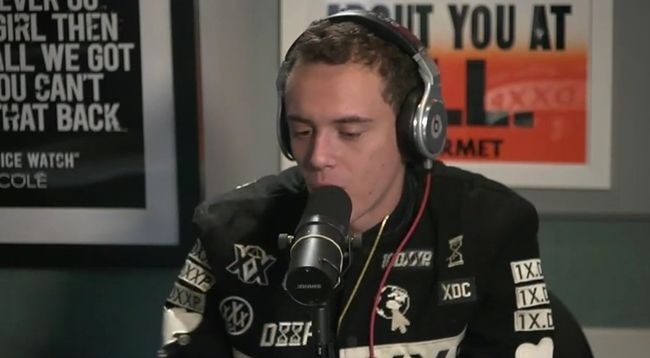 "[Watch] Logic (@Logic301) Interview & Freestyle w/ Peter Rosenberg on Real Late!- http://getmybuzzup.com/wp-content/uploads/2014/10/Logic-Interview-and-Freestyle-with-Peter-Rosenberg.jpg- http://getmybuzzup.com/logic-interview-freestyle-w-peter-rosenberg/- Logic Interview & Freestyle w/ Peter Rosenberg on Real Late! By Amber B Logic continues his rounds to freestyles and radio stations as he geared up for the release of his debut album ""Under Pressure"". Him and Rose"