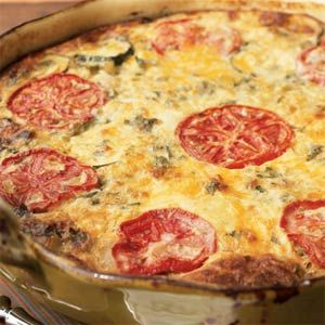 Garden Vegetable Crustless QuicheZucchini Recipe, Healthy Eating, Cooking Light, Vegetables Crustless, Gardens Vegetables, Favorite Recipe, Crustless Quiches, 300 Calories, Quiches Recipe