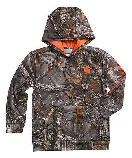 Carhartt winterjacke camouflage