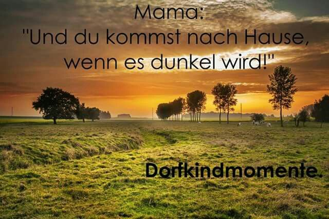#dorfkindmomente / oder wenn die Kirchenglocken läuten xD