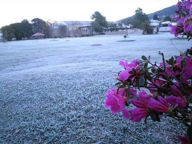 Poços de Caldas, em Minas Gerais tem frio, e como tem! Nosso Estado é muito  grande e algumas cidades se destacam pelo …   Brasil  País onde eu moro!!! ef9e9fb9d1