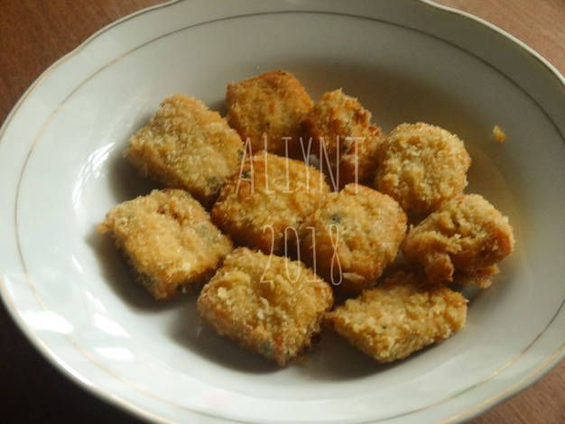 Resep Nugget Ayam Sayur Pekaninspirasi Oleh Aliynt Rahmadina Resep Makanan Resep Brokoli