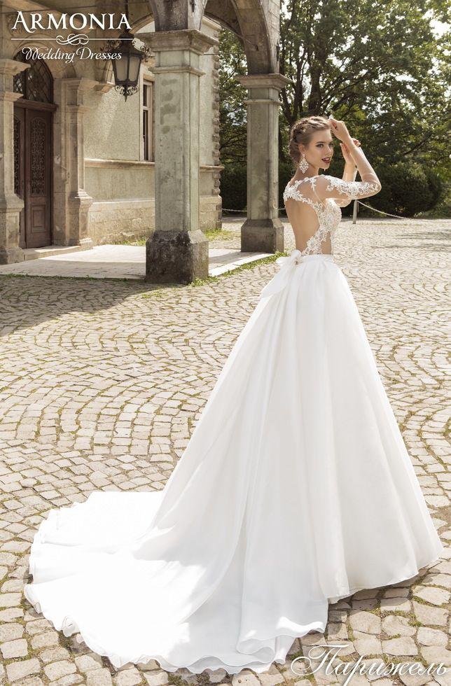 Backless Corset Wedding Dresses