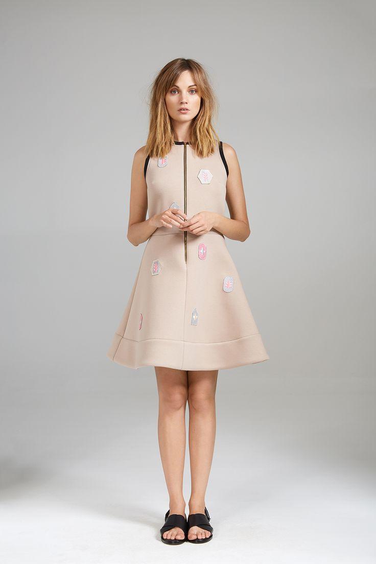 PRETTY WAIST DRESS
