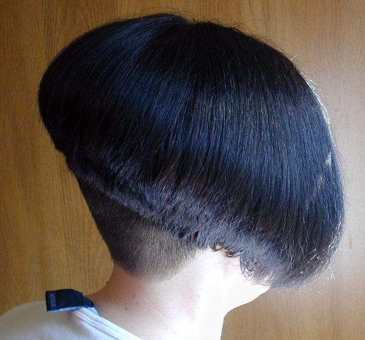 Perfectly cut and shaped | Hair, Super Short Napes