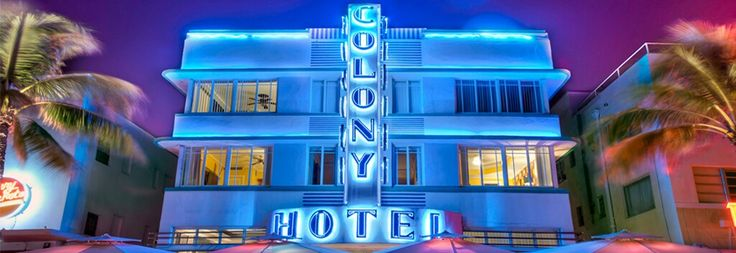 The Colony Hotel - Miami