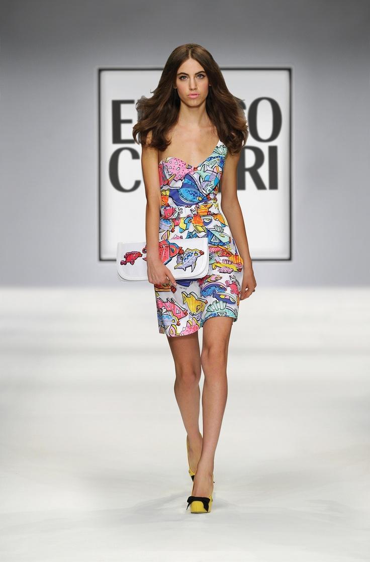 Enrico Coveri SS 2013 Womenswear