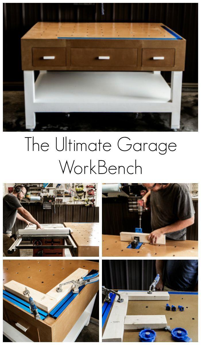 Garage Workbench Plans Garage Workbench Plans Garage Work Bench