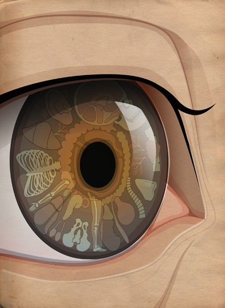 hifructosemag: generic-eric: Illustration par Richard Wilkinson
