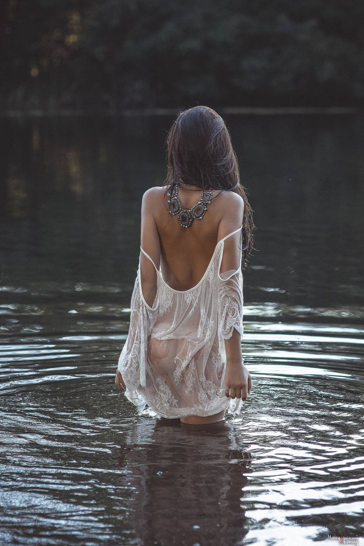 Step into the water of purification... cleanse yourself of the dust of day... and flow in the infinite rivers of light... You were made for pure bliss... you were created for ecstasy... xo