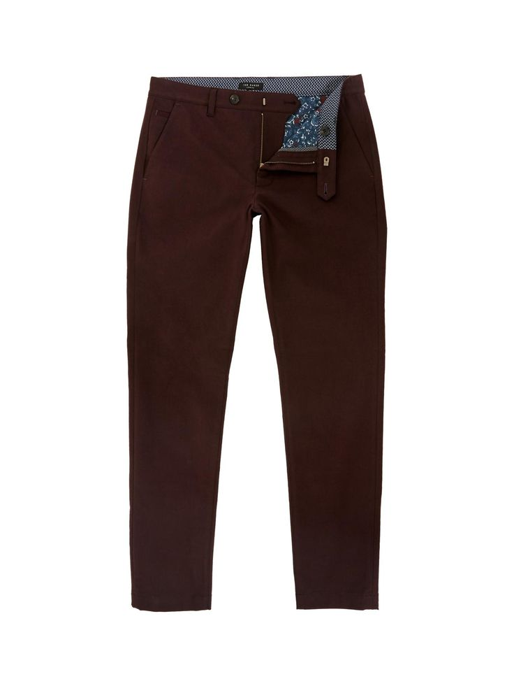 Buy your Ted Baker Rustler Slim Fit Trousers online now at House of Fraser. Why not Buy and Collect in-store?