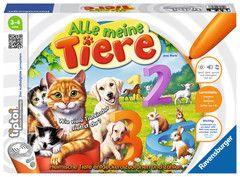 tiptoi® Alle meine Tiere | Spiele | Neuheiten | tiptoi® Bücher, Spiele und Spielzeug | DE | tiptoi® Alle meine Tiere