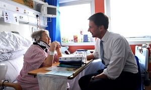 Will Jeremy Hunt be able to join up health and social care?
