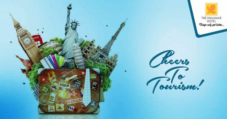 Dream of a Destination. Explore a Culture. Discover the Change. #WorldTourismDay