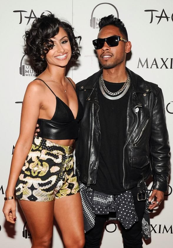 Singer Miguel Performs at MAXIM Music Weekend at TAO Nightclub