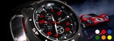 Sportovní hodinky GT Grand Touring: nadčasový design!