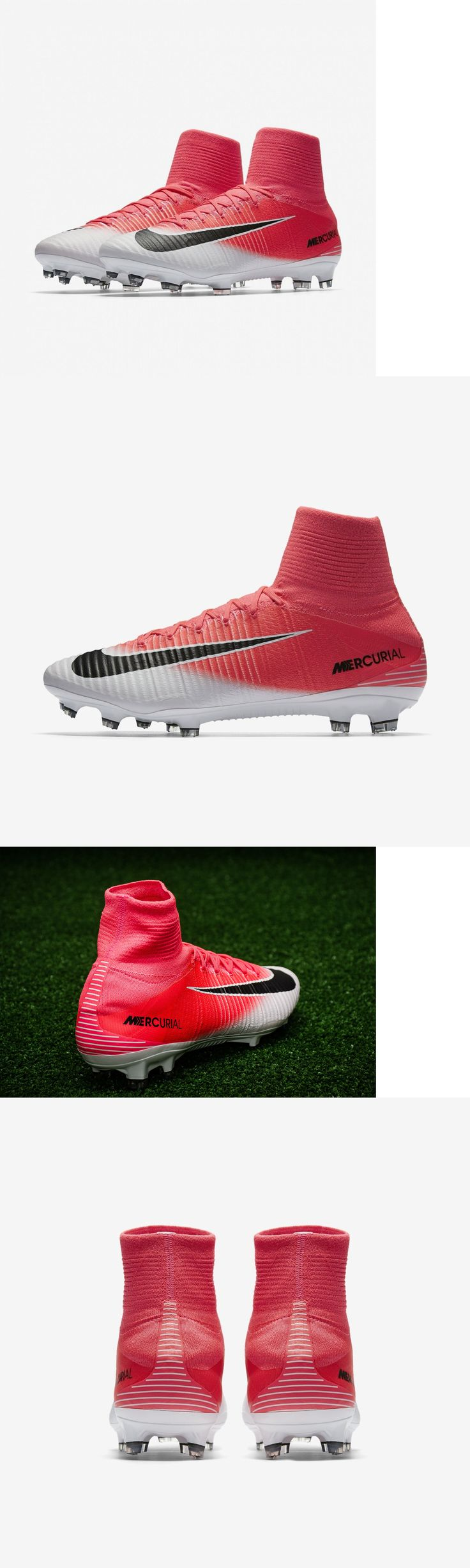 Men 109133: New Nike Mercurial Superfly V Df Fg Soccer Cleats Racer Pink 831940-601 -> BUY IT NOW ONLY: $104.99 on eBay!