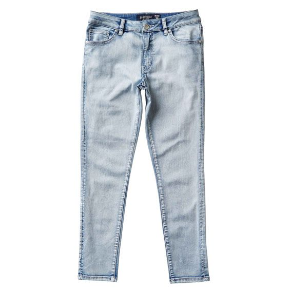 Just Jeans   Womens Hi-Rise Skinny Ankle Jean Available in black, white & bleach.   $69.99