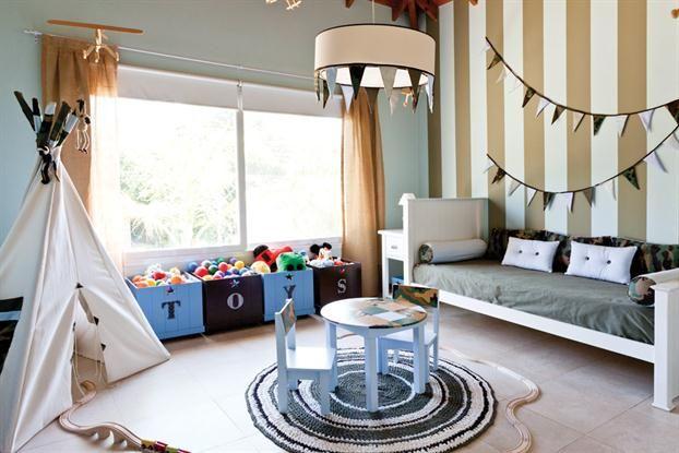 Cuarto de chicos: un dormitorio que contempla el porvenir | ESPACIO LIVING
