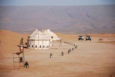 Camp des Dunes (Marocco)
