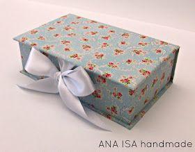"ANA ISA Handmade: ""Miss Rosie III"""