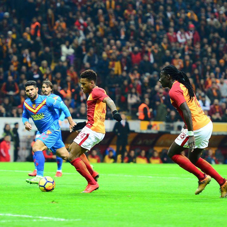 "Galatasaray (@galatasaray): ""Garry Rodrigues ile golü bulduğumuz o an! #GSvGÖZ"""