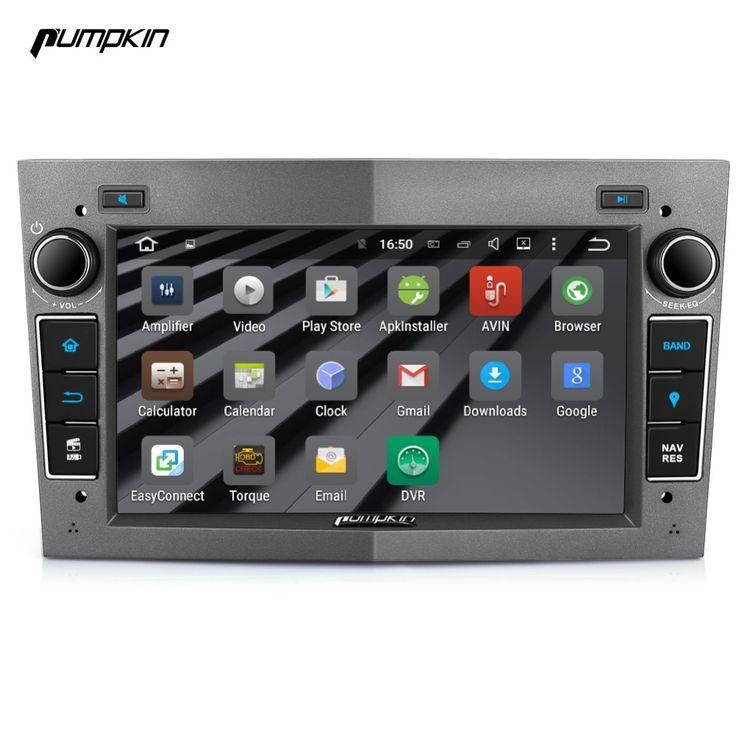 2GB RAM Android 5.1 Two Din 7 Inch Car DVD Player For Vauxhall/Opel/Meriva/Astra/Vivaro/ Zafira GPS Navigation Radio FM Wifi #Affiliate