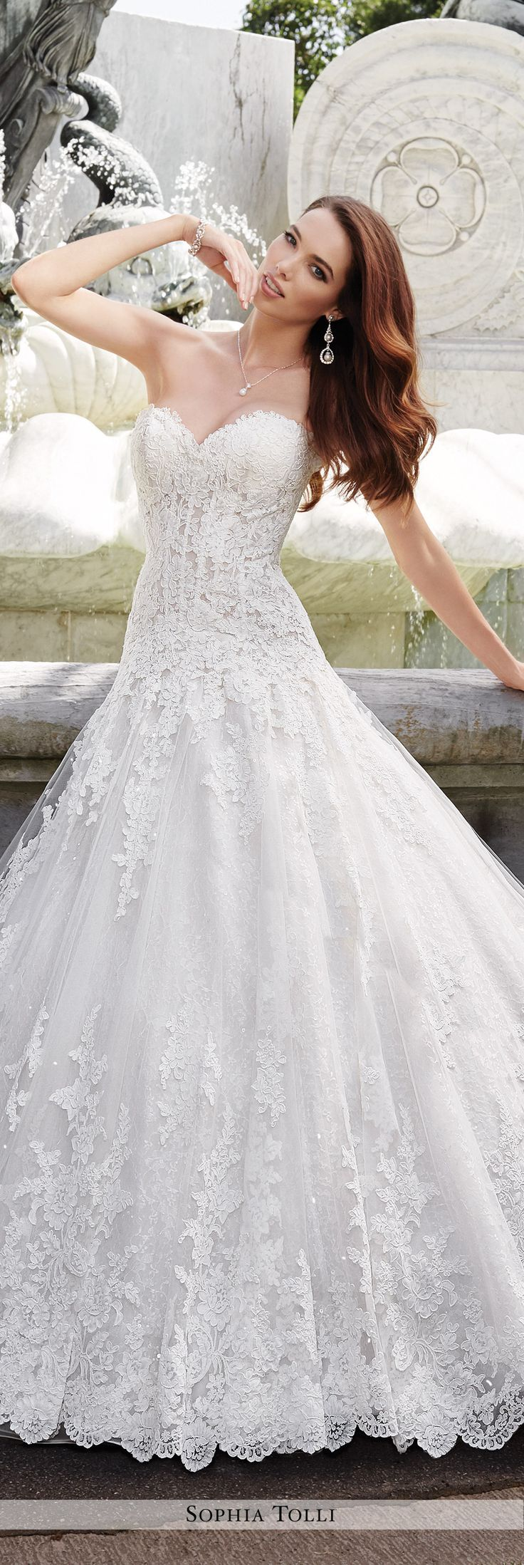 25 best ideas about sophia tolli wedding gowns on for Sophia tulle wedding dress